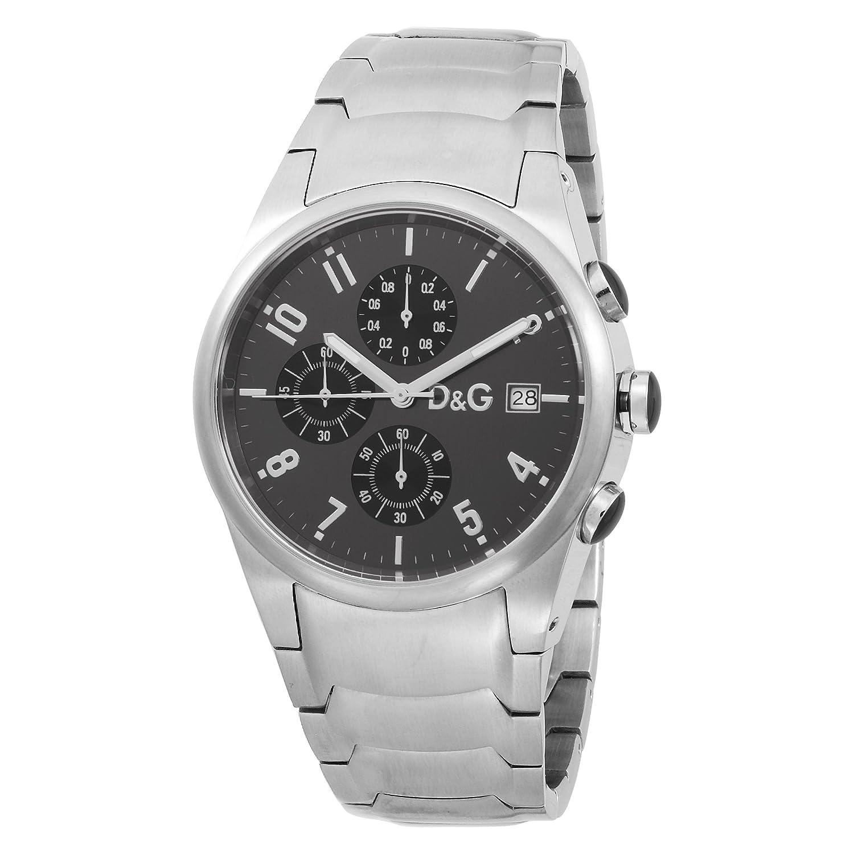 D&G Dolce & Gabbana Men's 3719770123 Sandpiper Analog Watch: Amazon.co.uk:  Watches