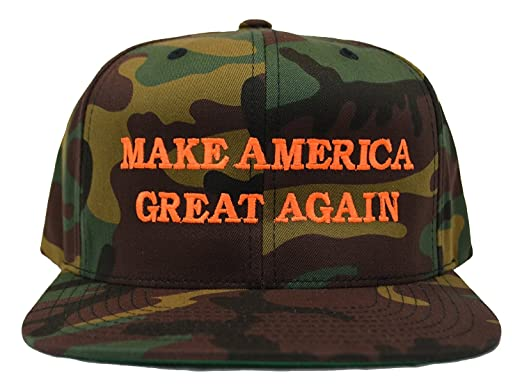 Amazon.com  Make America Great Again Donald Trump Hat - Classic Camo   Clothing 2f1bef4fafd