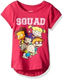 Nick Rewind Girls' Toddler Rugrats Short Sleeve