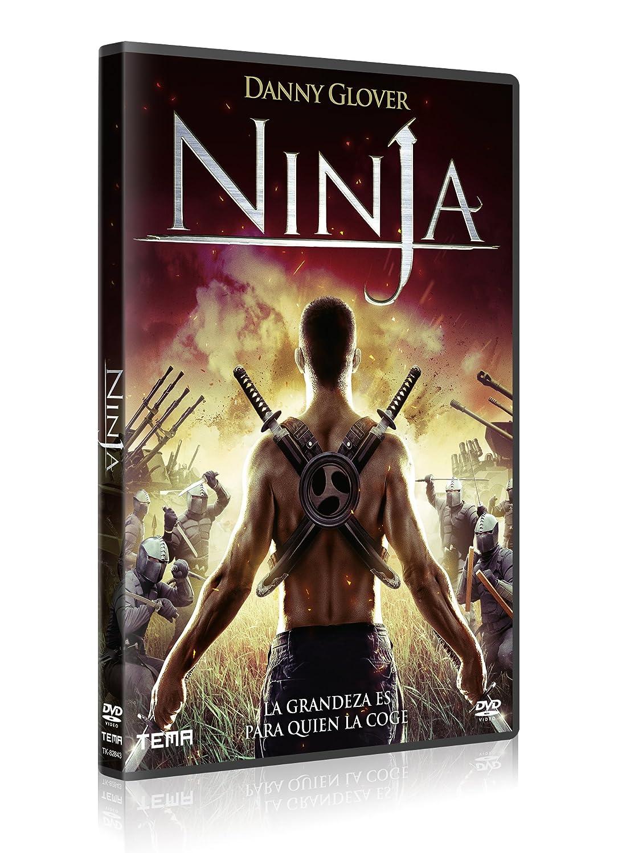 Ninja [DVD]: Amazon.es: Danny Glover, Rob Baard, Roger Neave ...