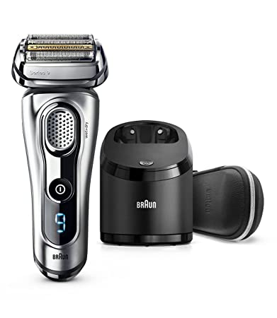 Review Braun Electric Shaver, Series