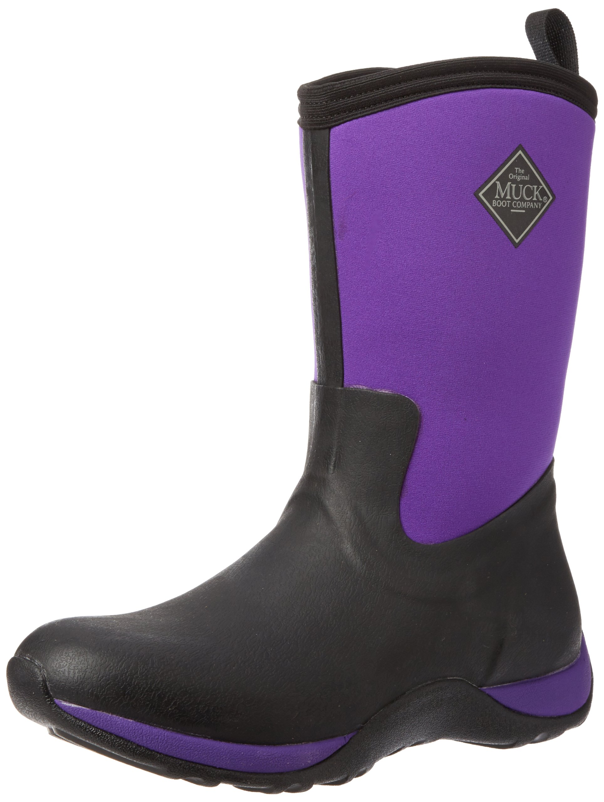 Muck Arctic Weekend Mid-Height Rubber Women's Winter Boots by Muck Boot (Image #1)