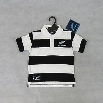 All Blacks - Camisa Deportiva - para niño, Unisex niño, Black ...