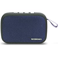 Zebronics Delight Bluetooth Speakers (Blue)