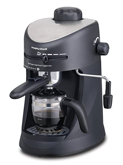 Buy Morphy Richards New Europa 800 Watt Espresso And Cappuccino 4