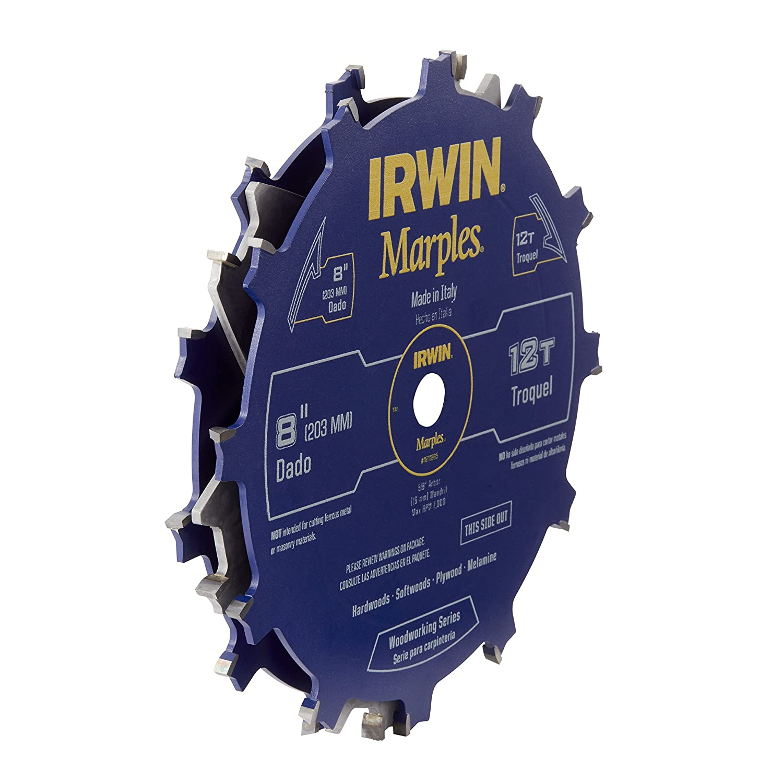 Irwin tools 1811865 marples 8 inch stack dado blade dado saw irwin tools 1811865 marples 8 inch stack dado blade dado saw blades amazon keyboard keysfo Gallery