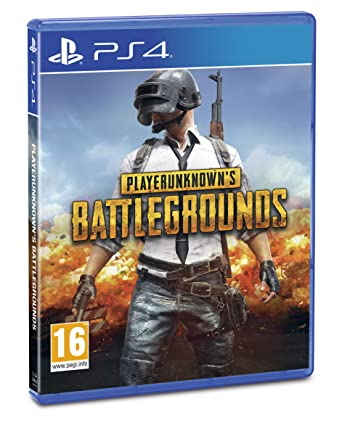 Amazon Com Playerunknown S Battlegrounds Ps4 Video Games