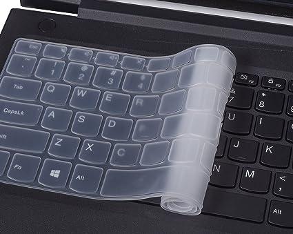 Lenovo Yoga 730 Keyboard Cover Ultra Thin Silicone Keyboard Skin for Lenovo  Yoga 730 15.6 Inch 4fda26809