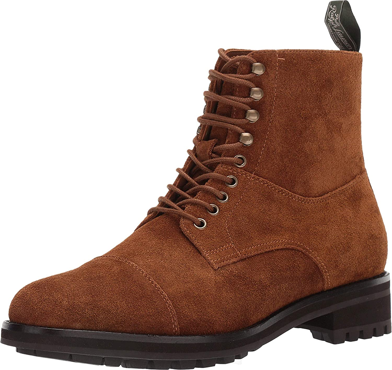 Polo Ralph Lauren Bryson Boot: Shoes