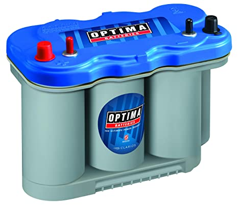 Optima Blue Top >> Optima Batteries 8027 127 D27m Bluetop Starting And Deep Cycle Marine Battery