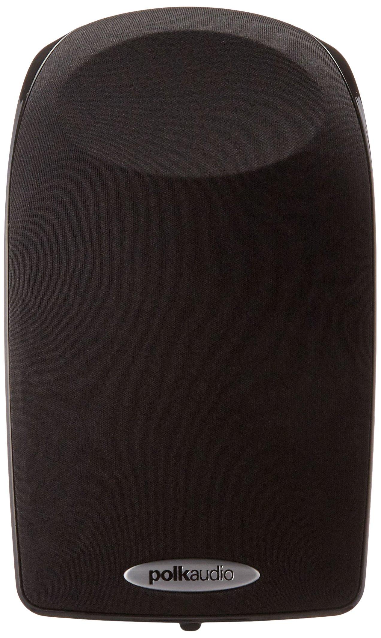 Polk Audio TL3 High Performance Satellite Speaker - Black, Single speaker - Priced and sold individually by Polk Audio