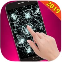 Broken Phone Screen Prank FREE