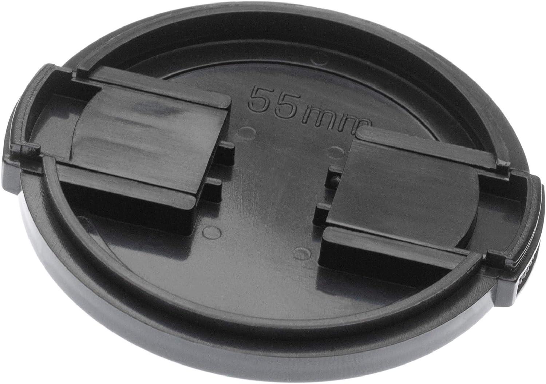 vhbw Objektiv Deckel 55mm Seitengriff f/ür Kamera Tokina at-X 100 mm 2.8 Pro D Makro at-X 100 mm 2.8 Pro D Makro.