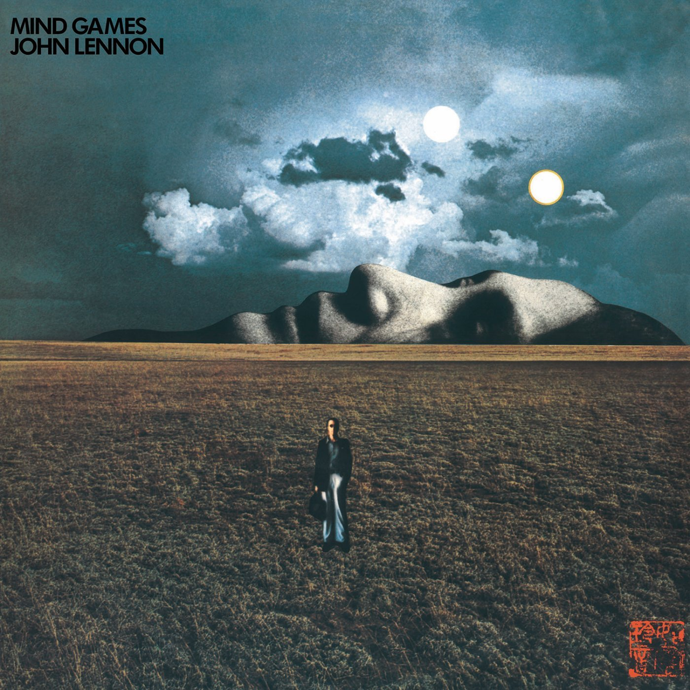 John Lennon Mind Games Lp Amazon Com Music
