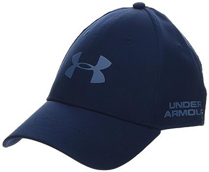 Under Armour Mens Golf Headline 2.0 Cap Gorra, Hombre, Azul (Academy/Bass