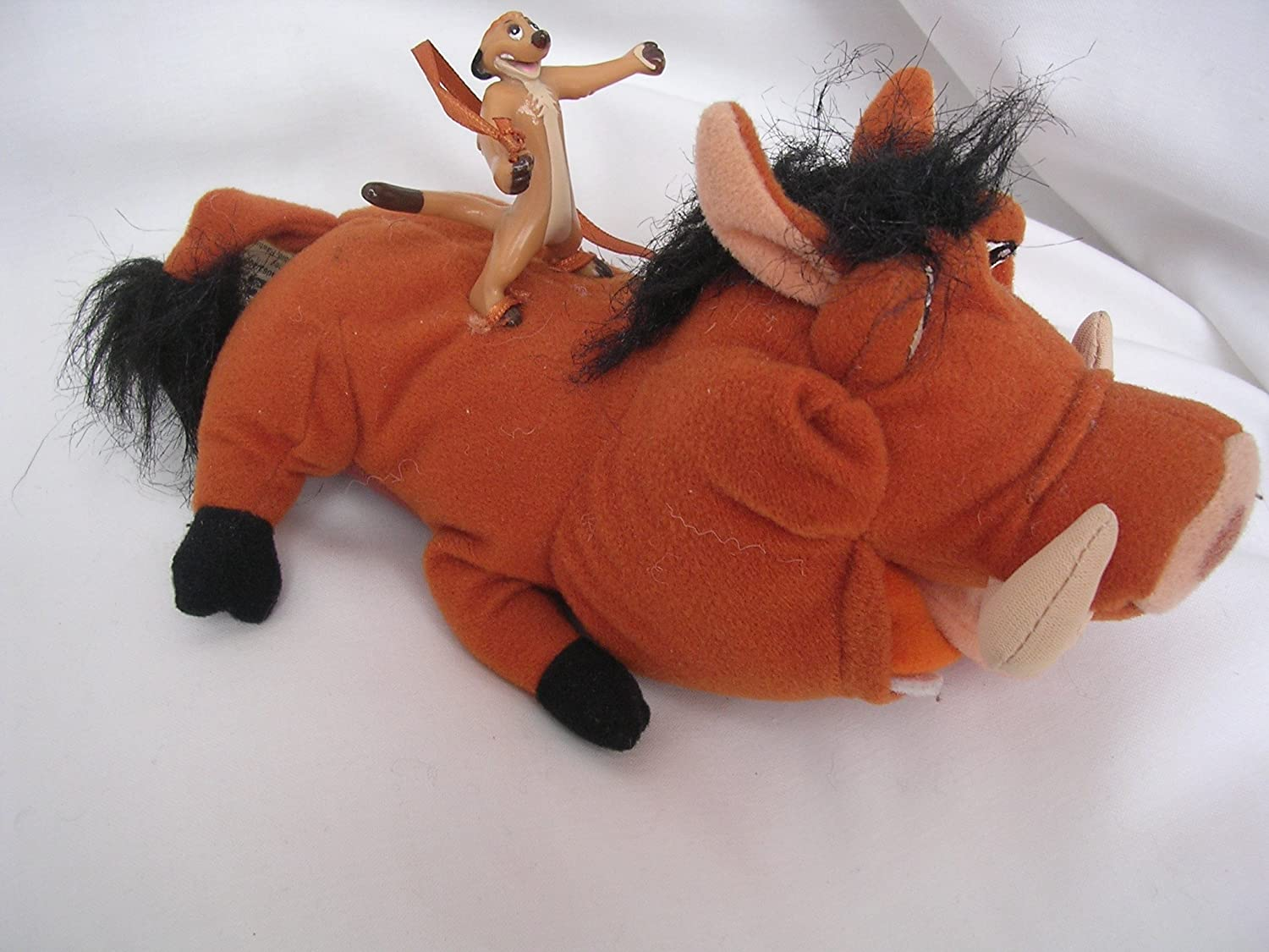 Amazoncom Disney The Lion King Timon Pumbaa Plush 8