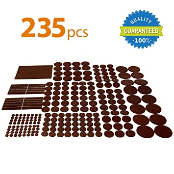 X-PROTECTOR Premium GIANT Pack Furniture Pads  piece! HUGE