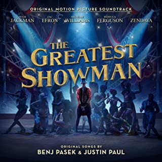 Book Cover: The Greatest Showman