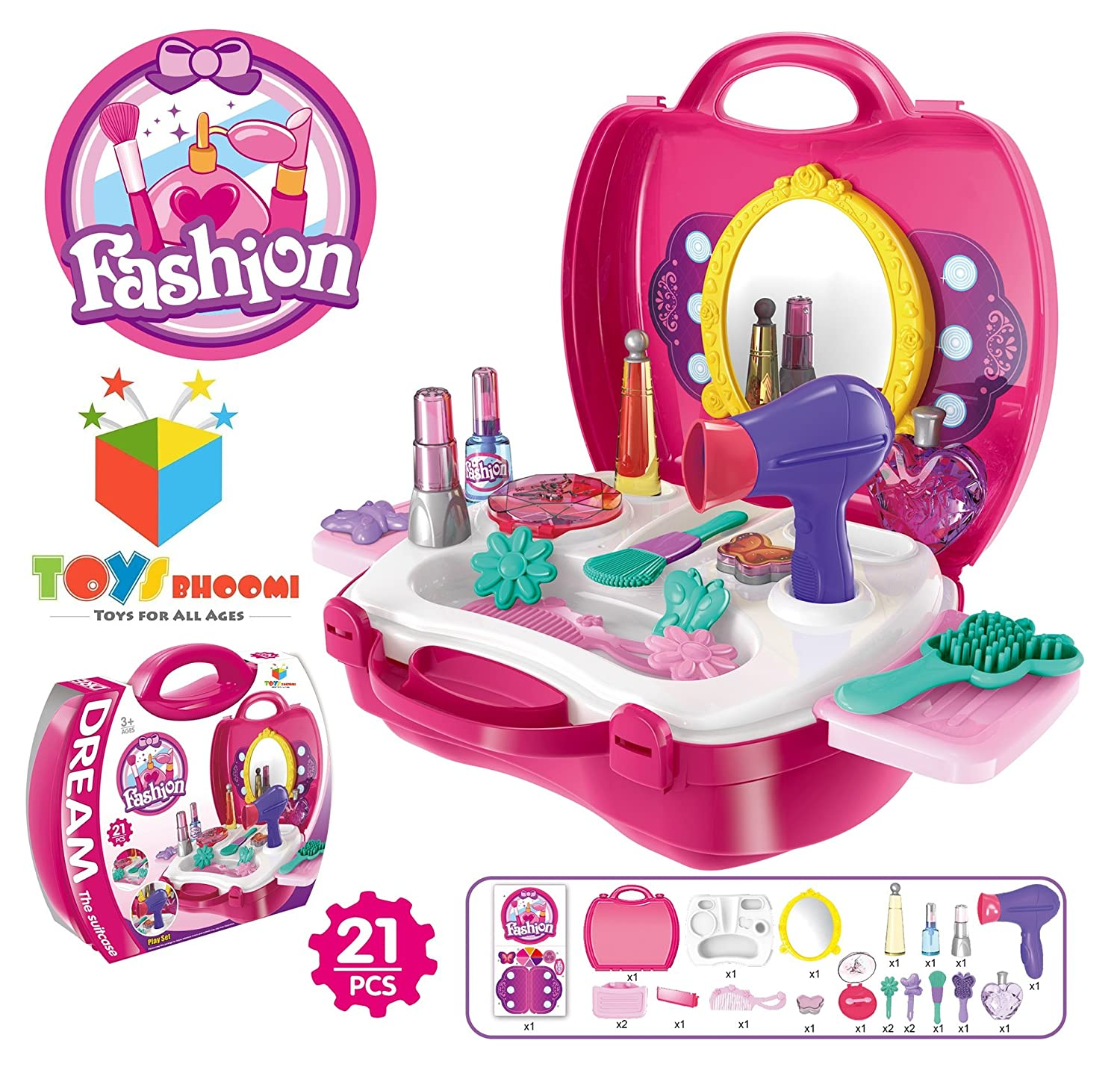 Kids Cosmetics & Jewellery Toys line Buy Cosmetics & Jewellery