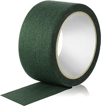 Cinta de Tela 5 cm x 10 m, Cinta de Sellado de Costura para Reparación de Correas (Verde Oliva): Amazon.es: Bricolaje y herramientas
