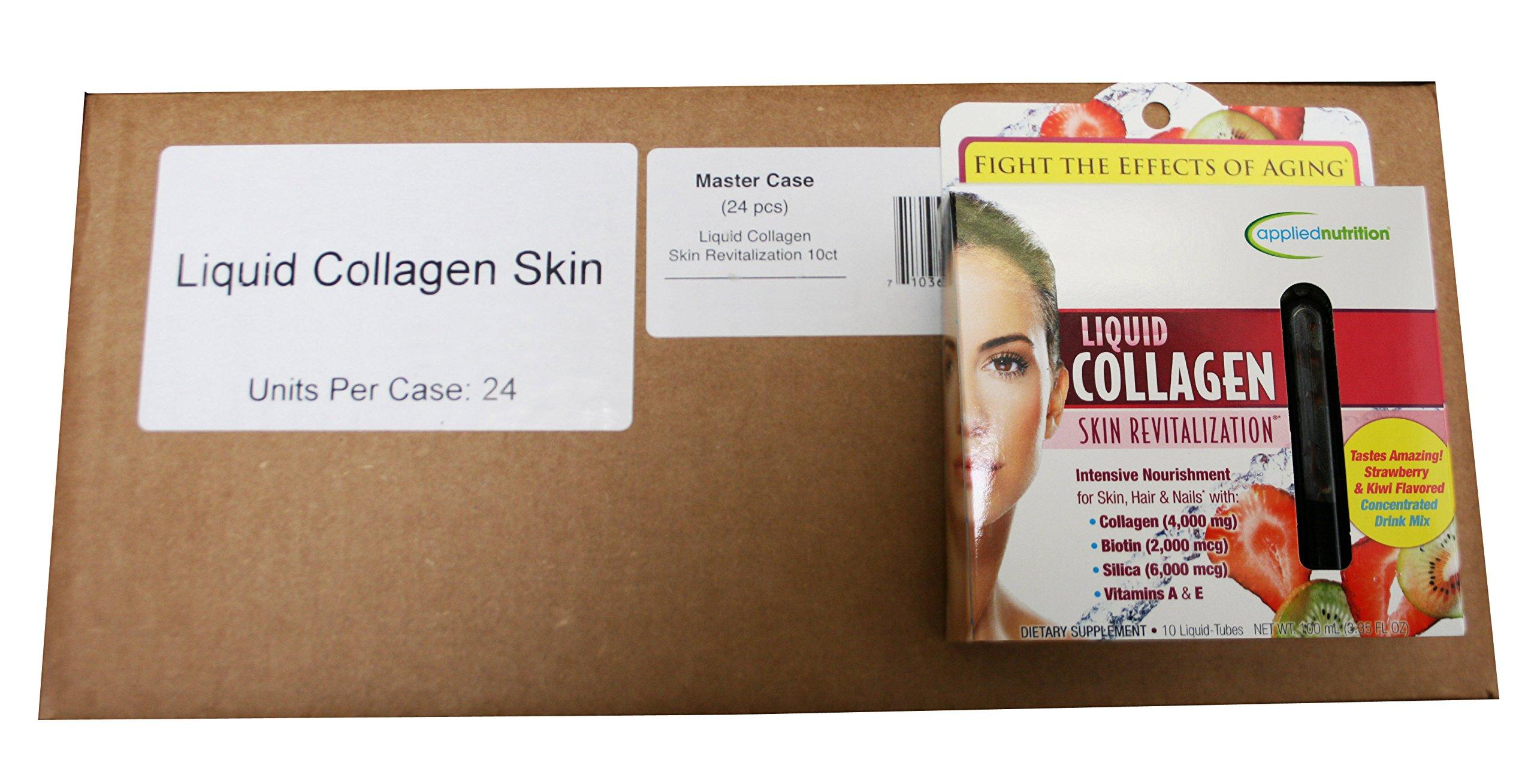 Applied Nutrition Liquid Collagen, 240 Count