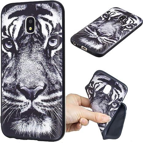 cover samsung j3 tigre