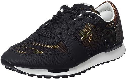 Pepe Jeans London Bimba Camouflage, Zapatillas para Mujer: Amazon.es: Zapatos y complementos