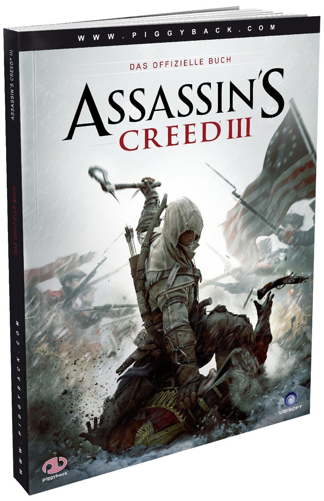 Assassin's Creed 3 - Das offizielle Lösungsbuch
