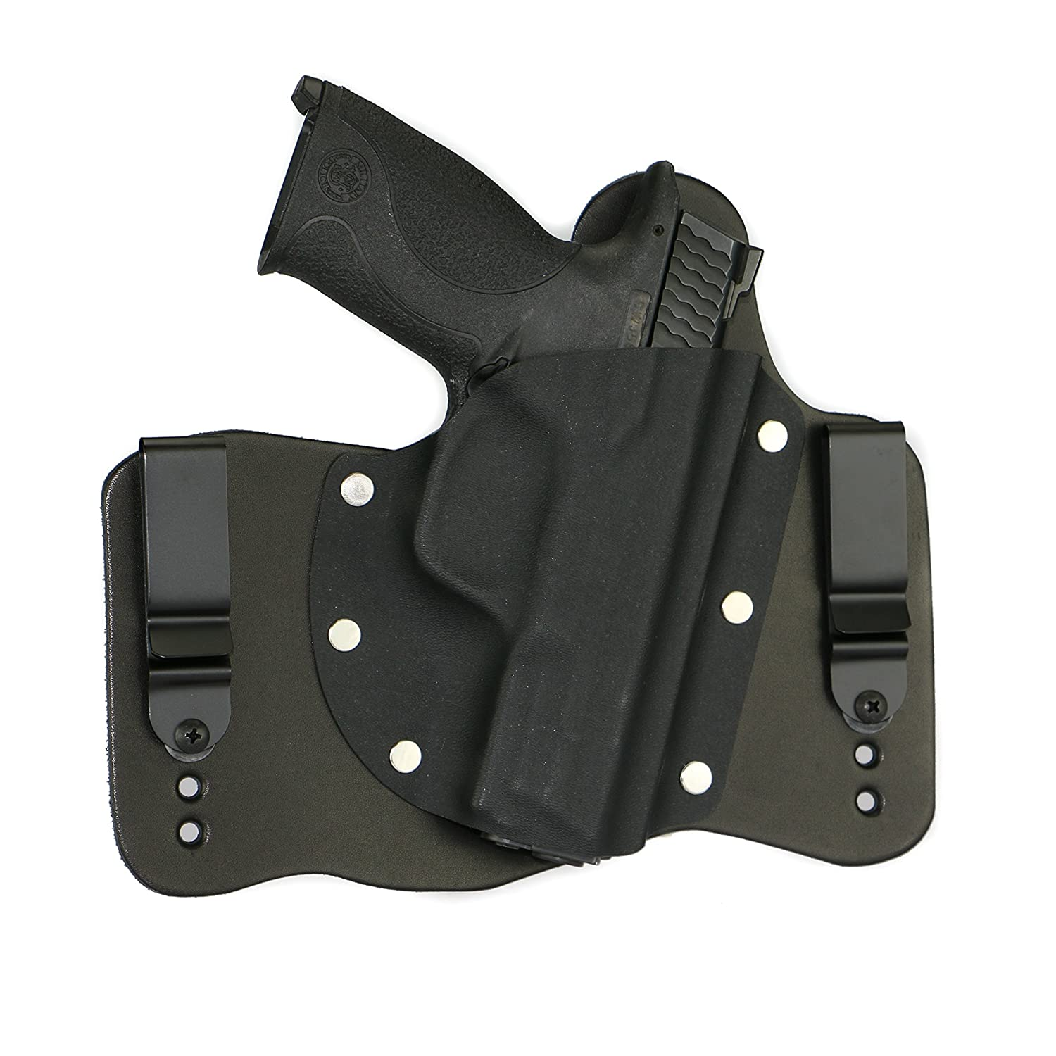 Amazon.com : Gearcraft Holsters - S & W J-Frame IWB Concealed Carry ...