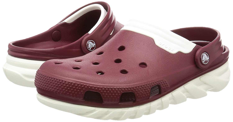 Crocs Mens and Womens Duet Max Clog