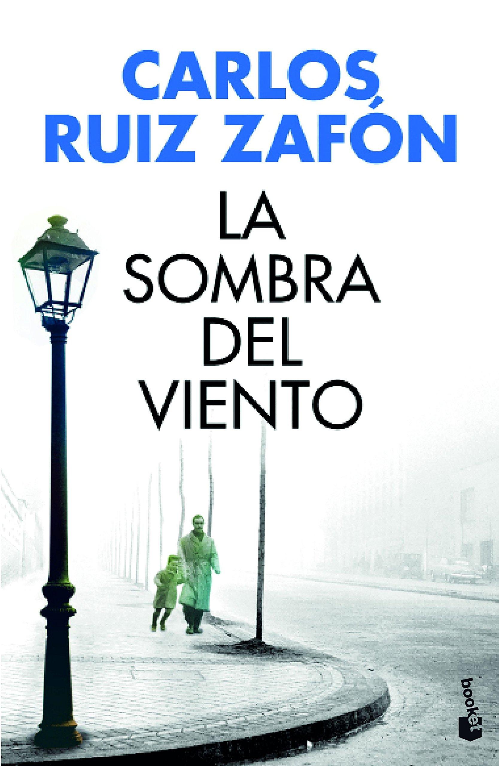 La sombra del viento: Carlos Ruiz Zafón: 9788408176459: Amazon.com: Books