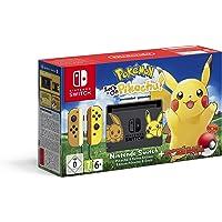 Nintendo Switch+Pokémon Lg Pikachu+Pokeb