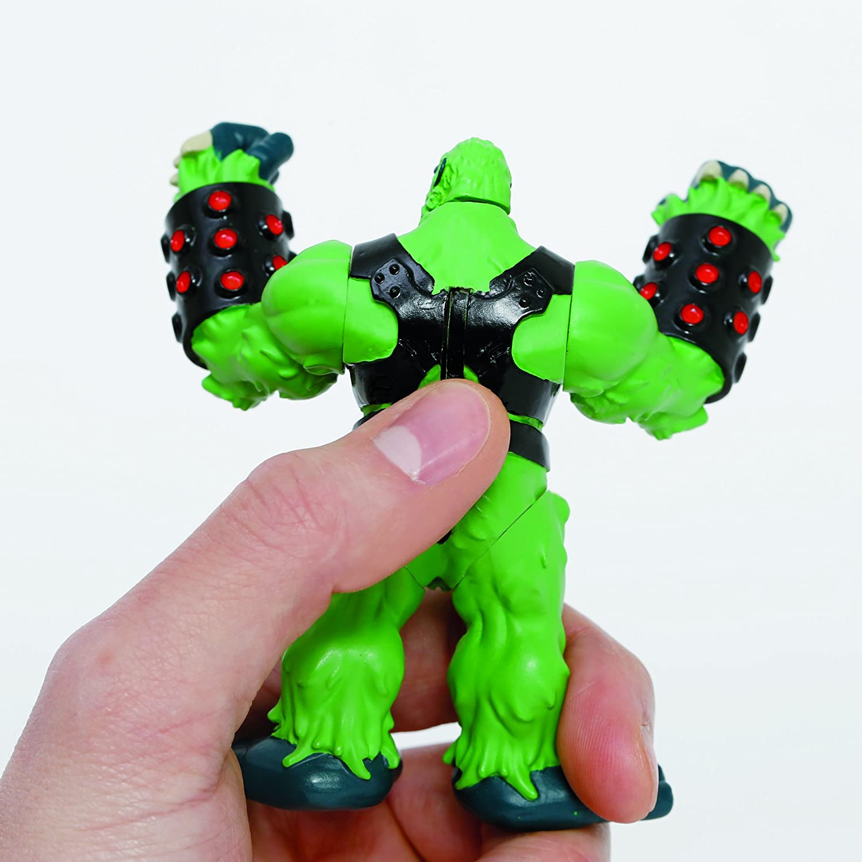 28f8367705 Giochi Preziosi - Dinofroz Dragons Revenge, Personaggio Gorilla con  Funzione Speciale, Alto 10 cm: Amazon.it: Giochi e giocattoli