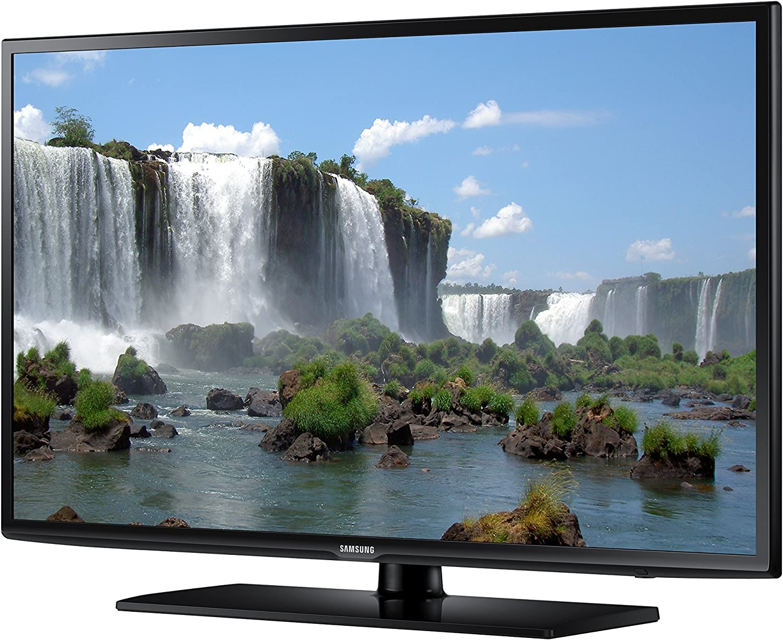Amazon.com: Samsung 55-Inch 1080p Smart LED TV UN55J6201AFXZA (2015)  (Renewed): Electronics