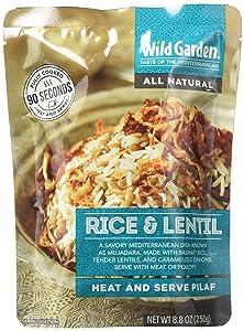 Wild Garden Heat and Serve Pilaf 8.8 oz (Couscous, Pack - 6)