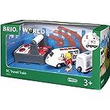 BRIO World - Remote Control Travel Train
