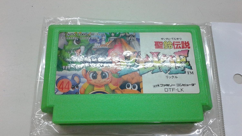 Amazon com: Seirei Densetsu Lickle (Little Samson), Famicom Japanese