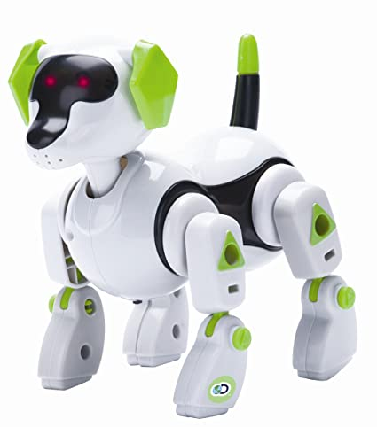 Amazon Com Discovery Kids Build Your Own Robo Pup Model Robot Toy