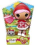 Lalaloopsy Littles - Cape Riding Hood, muñeca fashion (Bandai 530343)