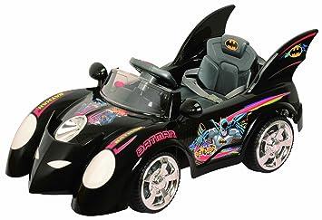 Amazoncom Best Ride On Cars R V Batmobile Black - Ride on cars
