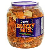 Utz Party Mix - 43 Ounce Barrel - Tasty Snack Mix