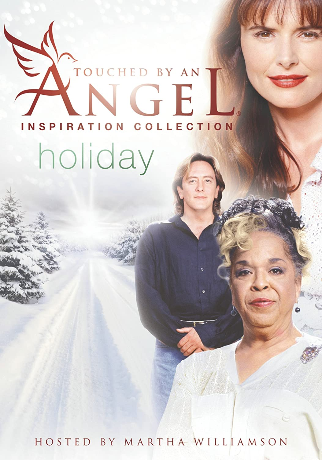 Amazon.com: Touched By An Angel: Inspiration Collection - Holiday ...