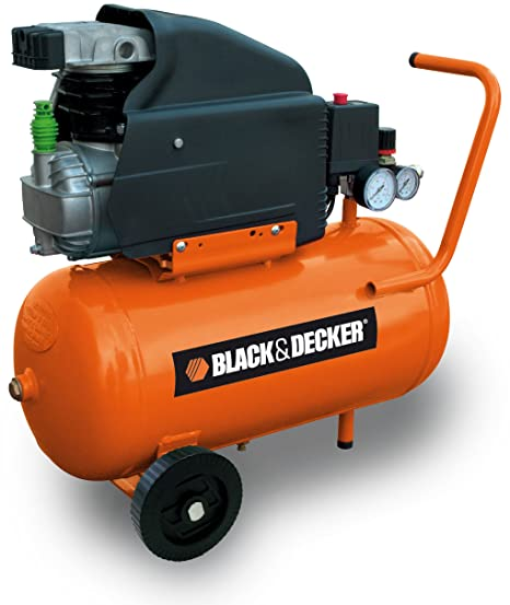 Black+Decker CP2525 - Compresor de aire