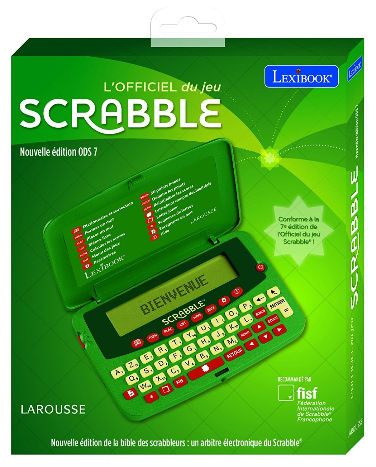dictionnaire ods scrabble