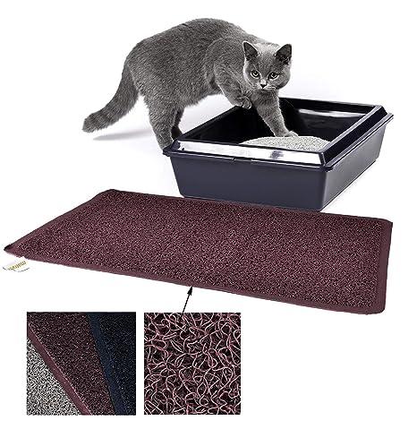 Alfombrilla de PVC para baño – Gato para gatos – Felpudo para gatos