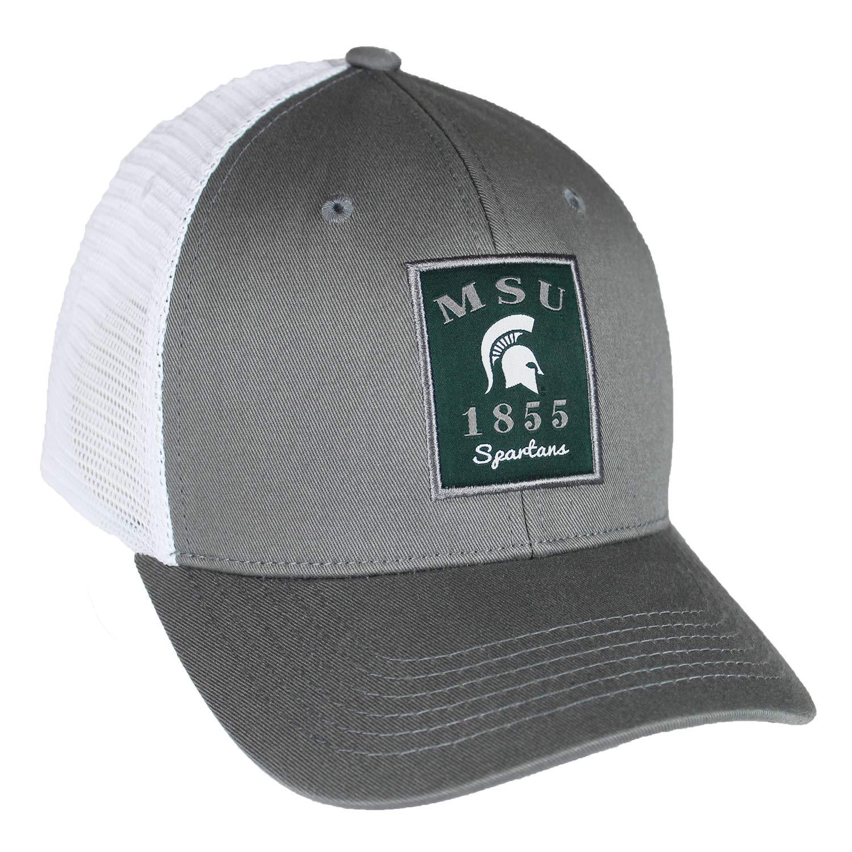 NCAA Michigan State Spartans Adult Unisex Sideline Mesh Cap   Adjustable