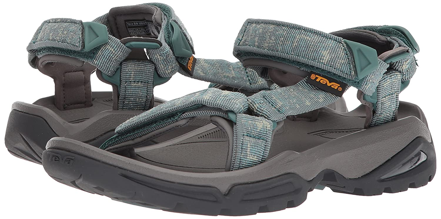 Teva Women's W Terra Fi 4 Sandal B072MQRL1Z 5 B(M) US|Rocio North Atlantic