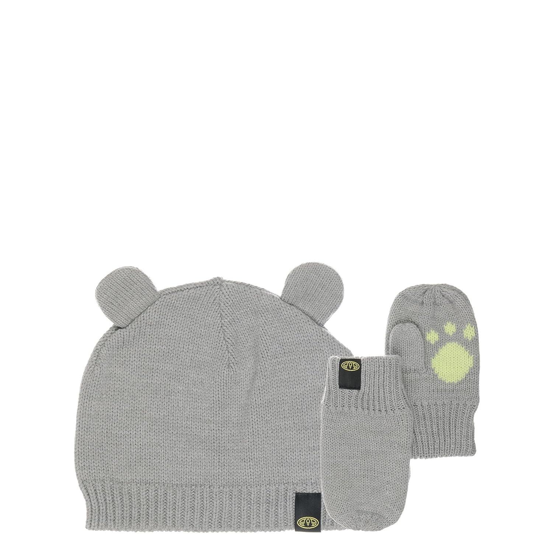 21c5bed290d Animal Infant Boys Myke Hat   Mittens  Amazon.co.uk  Clothing