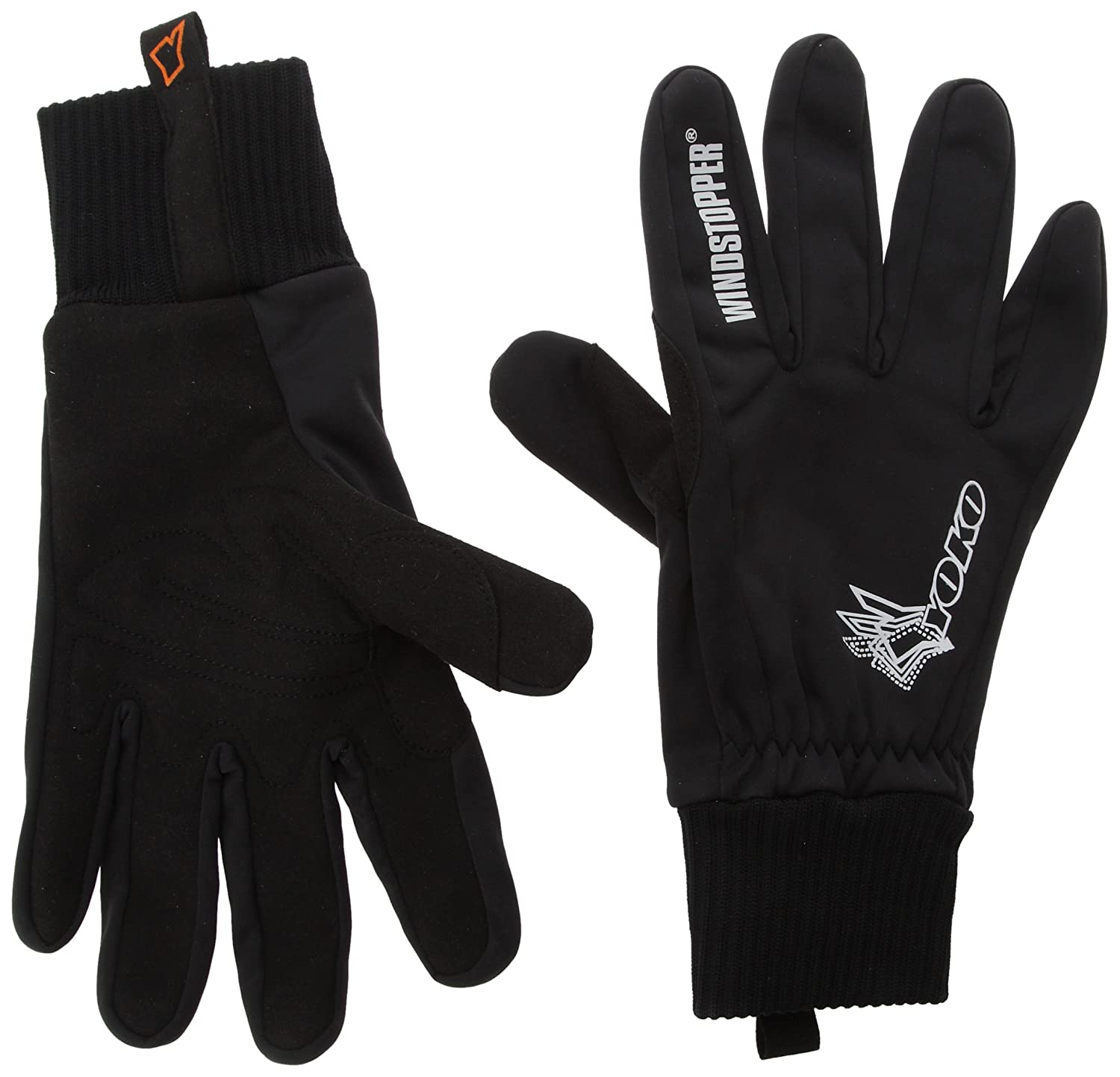 Yoko motorcycle gloves - Yoko Windstopper Soft Shell Cross Country Skiing Gloves Black Black Size Fr L Taille Fabricant 10 Amazon Co Uk Sports Outdoors