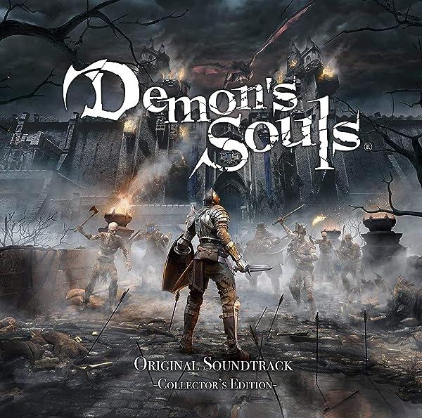 Demons Souls Original Soundtrack -Collectors Edition-